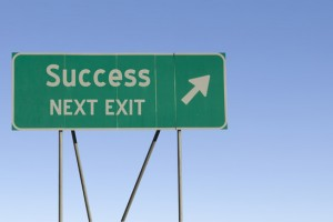 success - Next Exit Road