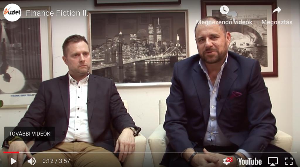 Finance Fiction vlog