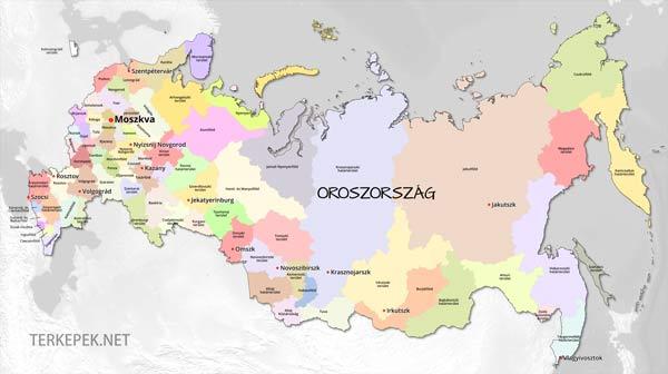 Az orosz államigazgatás